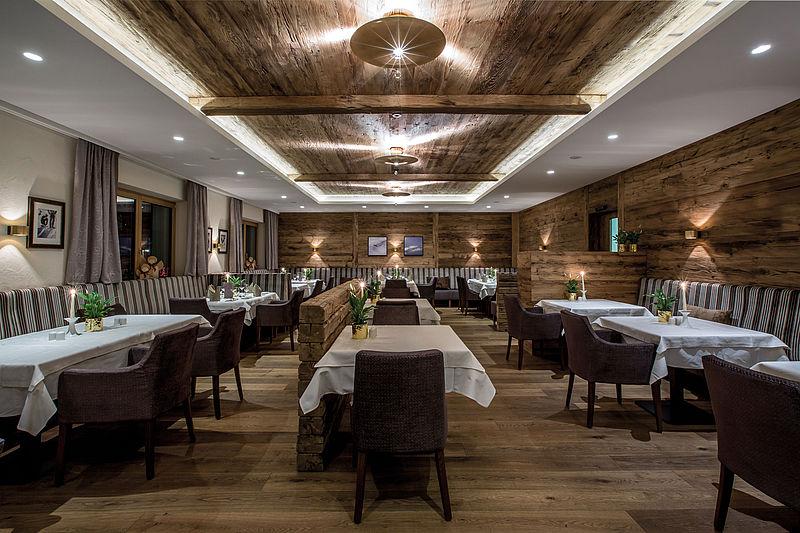 Gotthard Dining Room