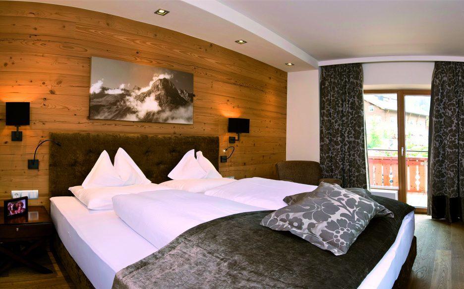 Gotthard Bed room