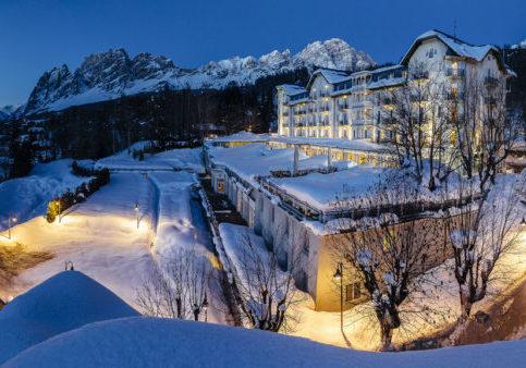 Cristallo Palace Hotel